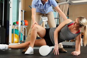 Sportive Rehabilitation