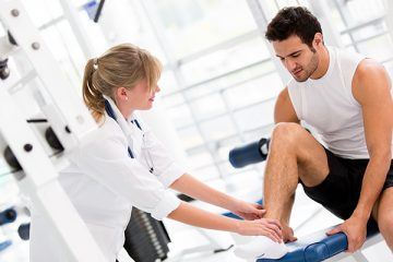 Physiotherapie und Rehabilitation