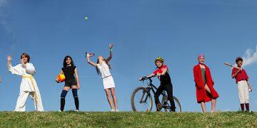 Çocuklarınız İçin Uygun Sporu Seçmek